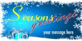 Generic Season's Greetings