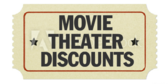 Movie Theater Discounts
