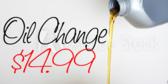 Price Oil Change