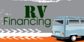 RV Financing Tire Tracks
