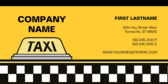 travel industry business cards