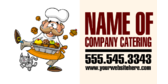 Catering Food Service Ad