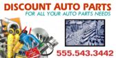 Auto Parts Basket