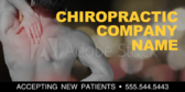 Accepting Patients (Chiropractic)