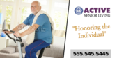 Active Senior Living Banner