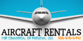 Aircraft Rental & Use Banner