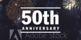 50th Anniversary Banner