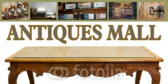 Antiques Mall Banner
