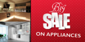 Appliances Sale Banner
