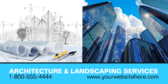 Architectural & Landscaping Services Banner