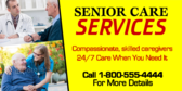 Assisted Living (Seniors)