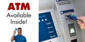 ATM Available Banner