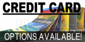 Credit Card Options Banner