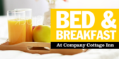 bed and breakfast signs