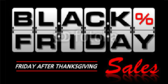 Sale Black Friday Banner