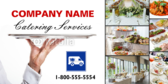 Catering Services Banner