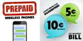 Prepaid Phone Banner