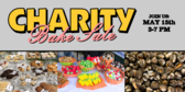 Charity Bake Sale Banner