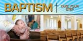 Baptism Step Banner