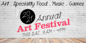 Art Fair (Annual Art Festival)