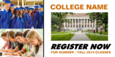 College Sign-Up Banner