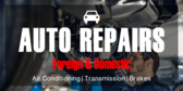 Auto Repair Business Ad