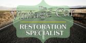 Auto Restoration Vintage Cars
