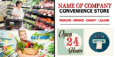 Convenience Store Banner