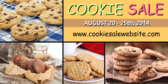 Cookie Sale Banner