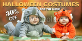 Halloween Kids Costume