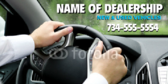 Car Dealership Banner