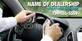 Car Dealership Banner