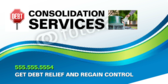 Debt Consolidation Banner