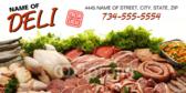 Deli Food Banner