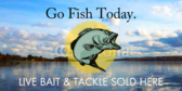 Bait (Live Bait and Tackle Sold Here)