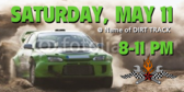 Dirt Track Banner
