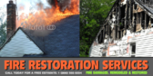 Fire Damage Repair Banner