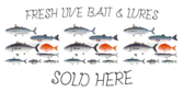 Bait (Fresh Live Bait and Lures)