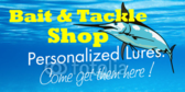 Bait & Tackle Shop (Personalized)