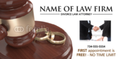 Divorce Attorney Banner