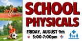 School Physical Banner