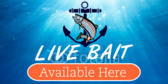 Bait (Live Bait Available)