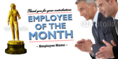 Employee Recognition Banner
