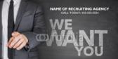 Employment Agency Banner