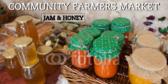 Jams Farmers Market Banner