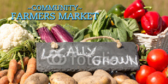 Locally Grown Farmers Market