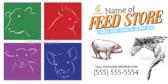 Feeding Store Banner