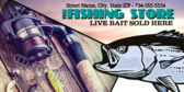 Fishing Store Banner