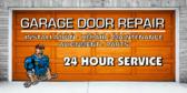 Garage Door Replacement Banner