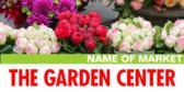 Garden Center Banner